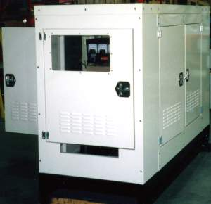 Weather resistant enclosure