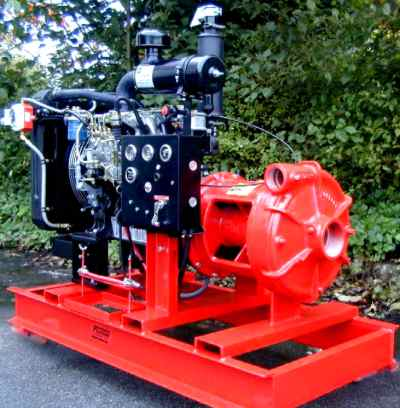 Isuzu 4J pump unit